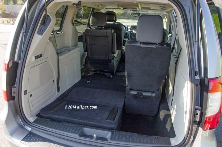 Inside The Minivan