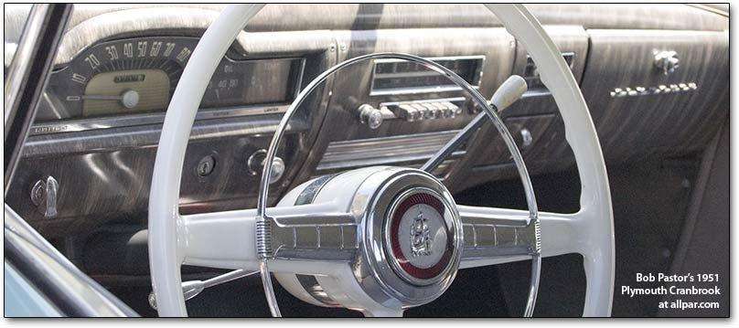 Chrysler Corporation 1949 1952 Plymouth Dodge Desoto