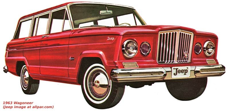 The Icon Jeep Wagoneer Allpar Forums