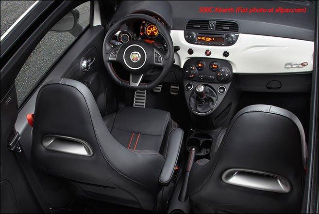The Fiat 500C Abarth: Turbocharged Cabrio Performance