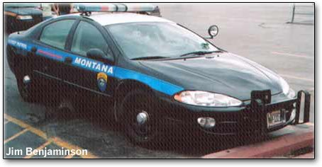 Dodge Intrepid Squad Cars