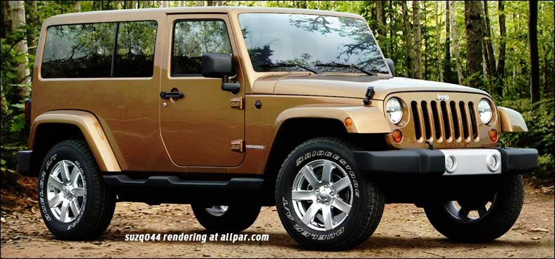 IRS 2017 Jeep Wrangler