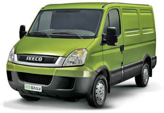 Iveco Daily - the next Ram van possibility