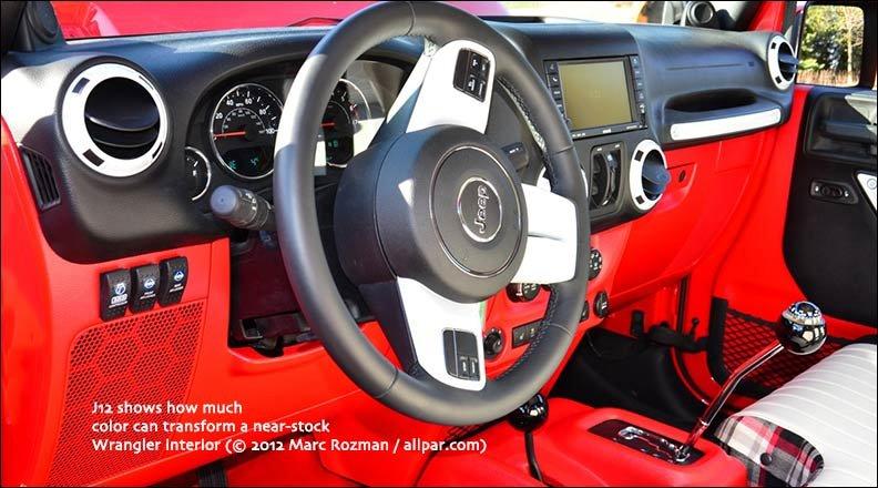 2012 Jeep J12 Retro Wrangler Pickup