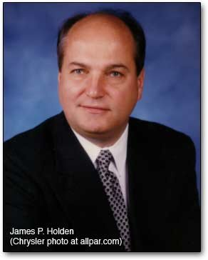 James P. Holden