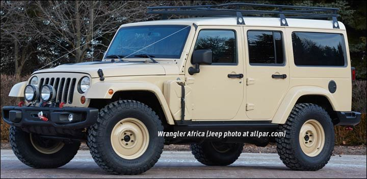 jeep africa concept
