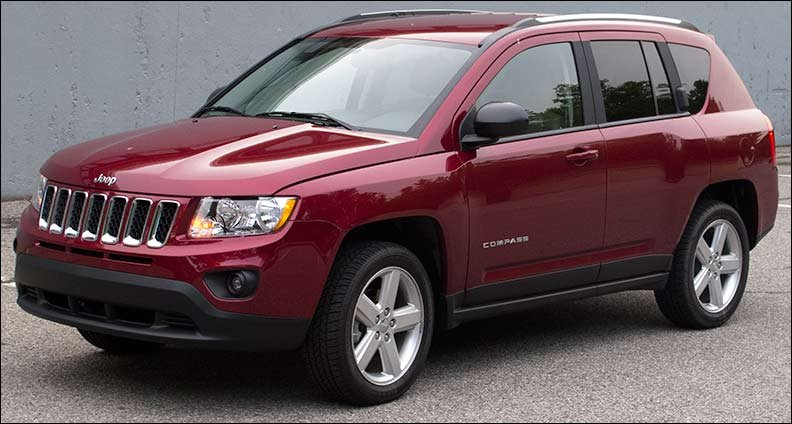 jeep compass test drive car reviews the marchionne makeover. Black Bedroom Furniture Sets. Home Design Ideas