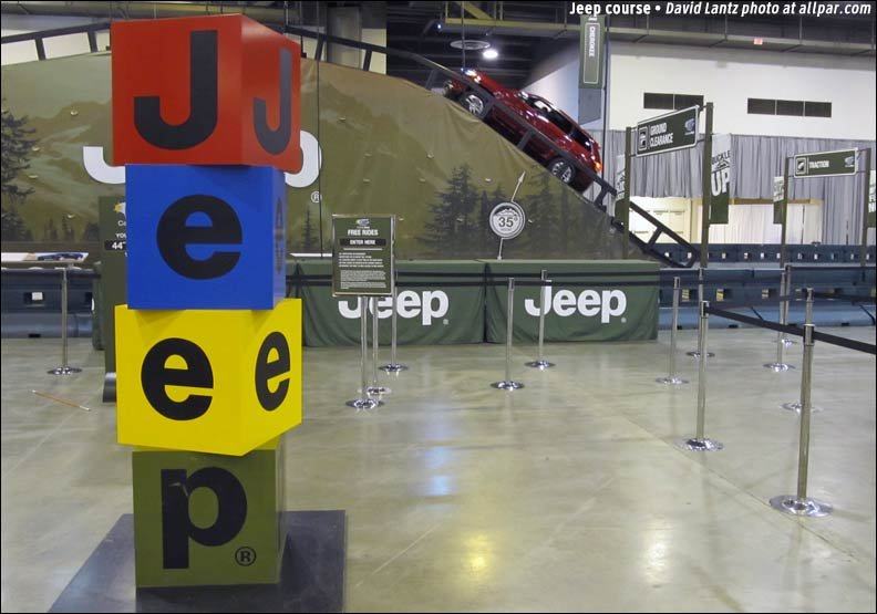 jeep course