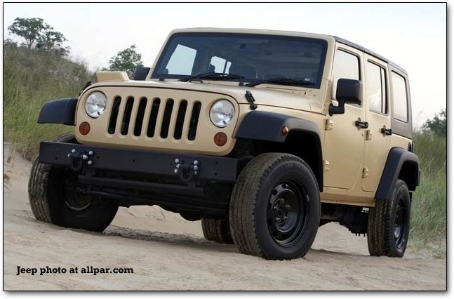 Jeep J8 for sale in Europe