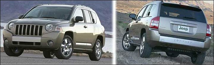 Jeep Compass SUV
