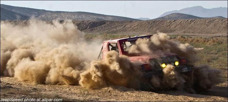 Exceptional Jeep Racing