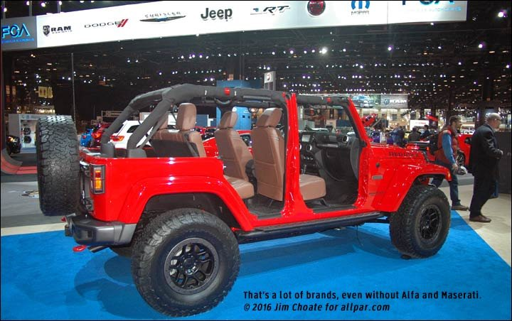 jeep red rock wrangler