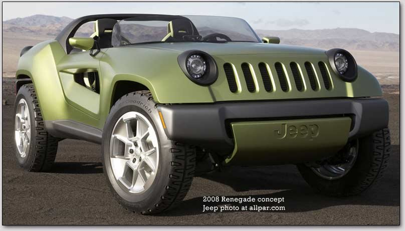 2008 Jeep Renegade