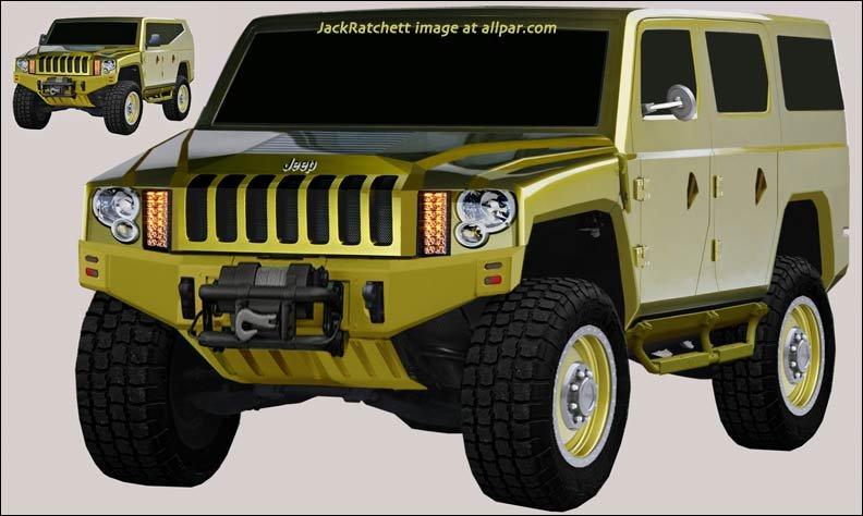 2017 Jeep Wrangler Redesign