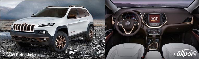 News New Jeep Concepts For Beijing