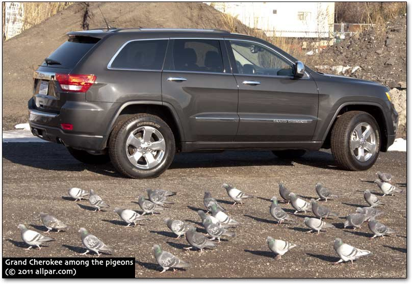 2011 Jeep Grand Cherokee test drive / review