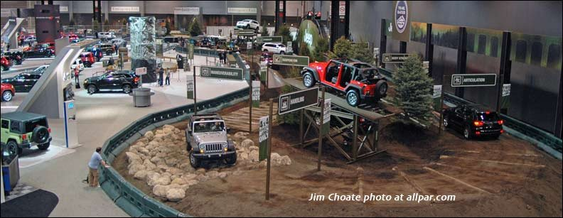 Jeep Renegade Interior >> Chrysler, Dodge, and Jeep at the Chicago Auto Show, 2013