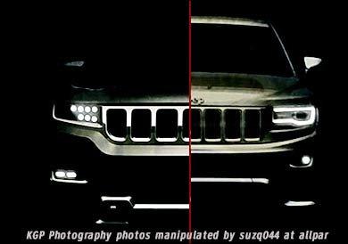 jeep wagoneer or grand cherokee?