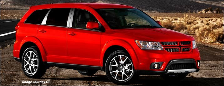 The 2017 Dodge Journey Was More Nimble And Composed Chrysler Group Engineers Improved Routine Ride Handling By Re Engineering Suspension Geometry