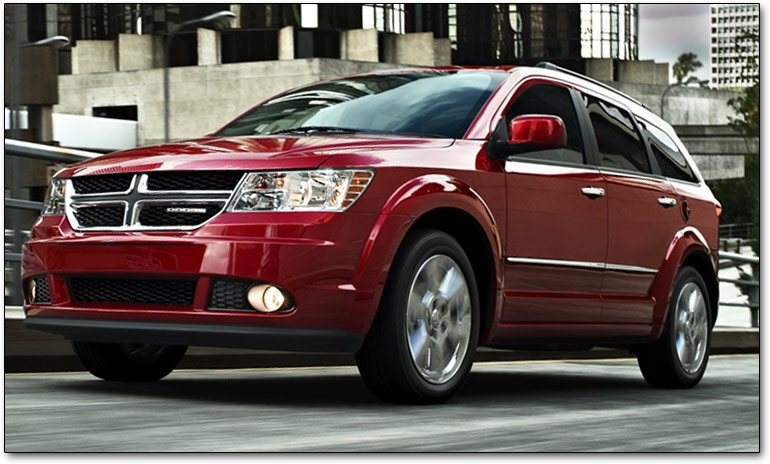 2012 Dodge Journey pricing