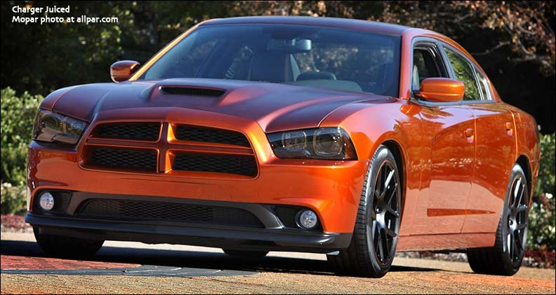 dodge charger juiced