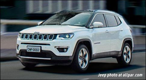 Jeep K8 - extended Cherokee for China