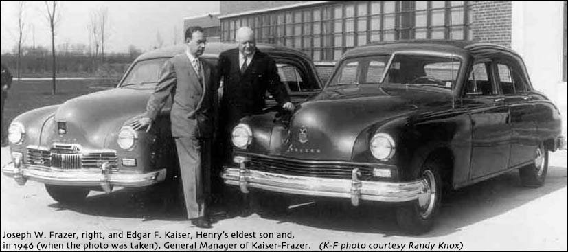 kaiser and frazer in 1947