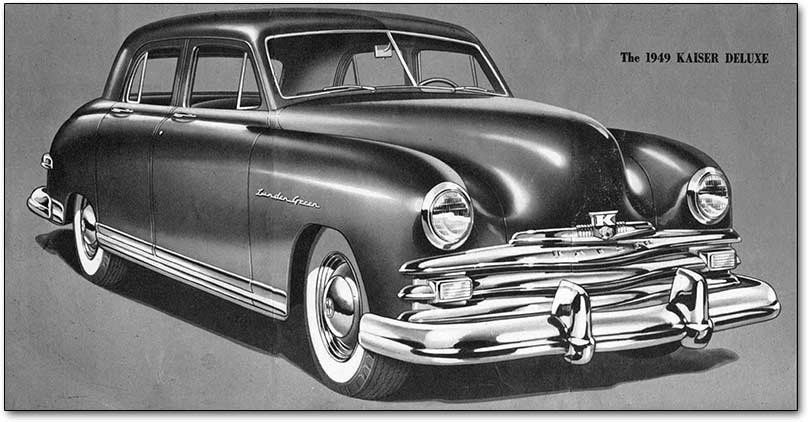 1949 Kaiser Cars