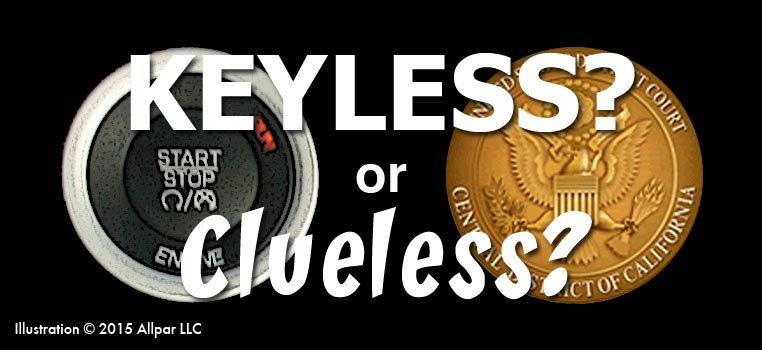 Keyless-Clueless-Web