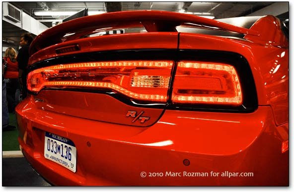 charger LED tail lights
