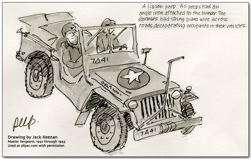 Good Jeep Names >> How the Jeep got its name
