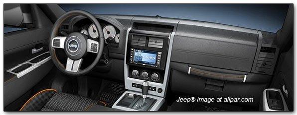 2012 Jeep Wrangler And Liberty Arctic Edition