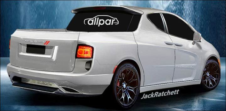 The alwaysfuture Dodge Dakota pickup truck