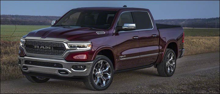 Ram Rt For Sale >> News: The 2019 Ram 1500 is bigger and better in every way