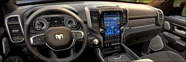 2019 Ram 1500 Pickup Trucks Dt Making A Top Rated