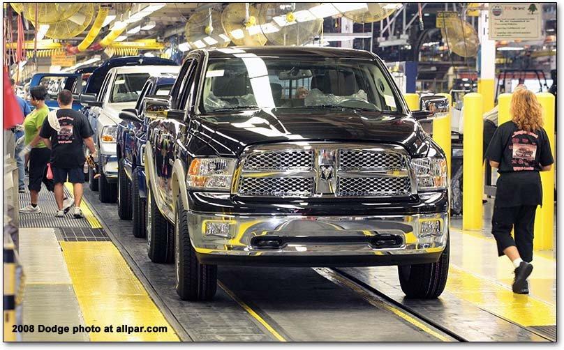 Dodge City: Chrysler's Warren Truck Assembly Plant