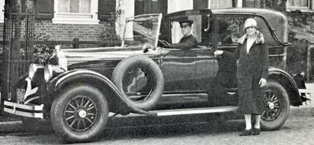 Chrysler Linen Drawings Tracing History