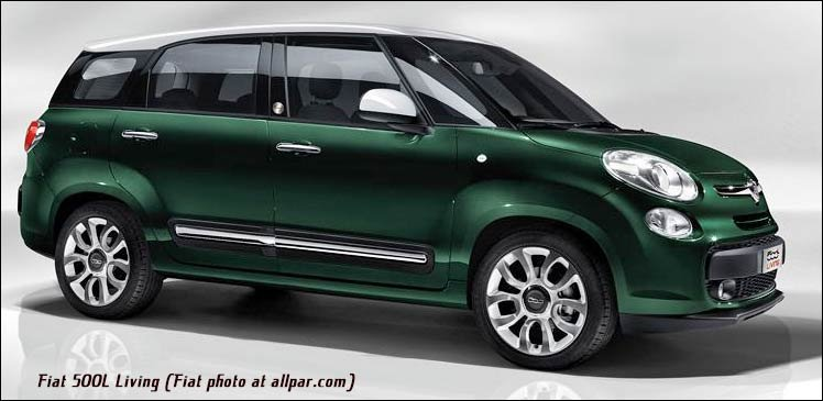 2014 17 fiat 500l and 500l living serbian mini countryman challenger on a punto chassis. Black Bedroom Furniture Sets. Home Design Ideas