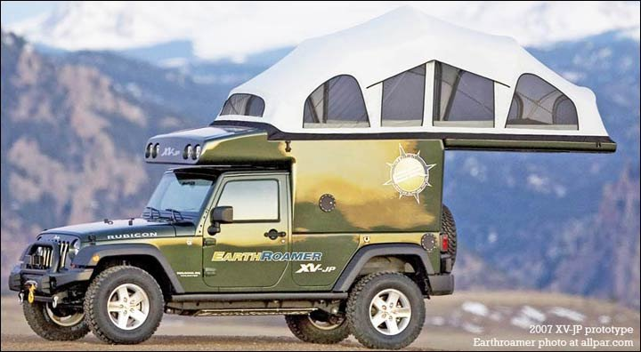 Earthroamer Xvjp Jeep Based Offroad Luxury Camper HD Style Wallpapers Download free beautiful images and photos HD [prarshipsa.tk]