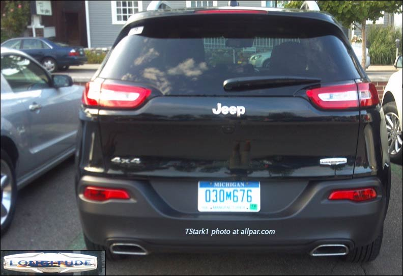 2014 Jeep Cherokee Longitude