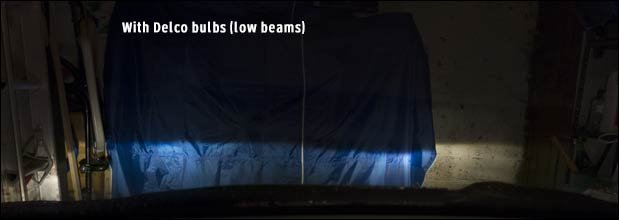 low beams again