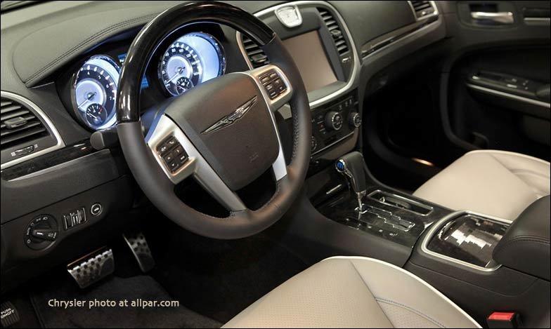 Luxury Vehicle 300: Chrysler Concepts