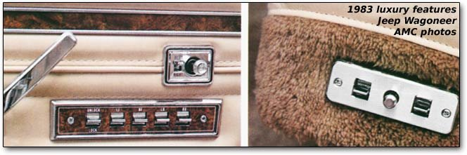 1983 luxury features