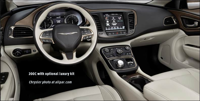 luxury kit dashboard