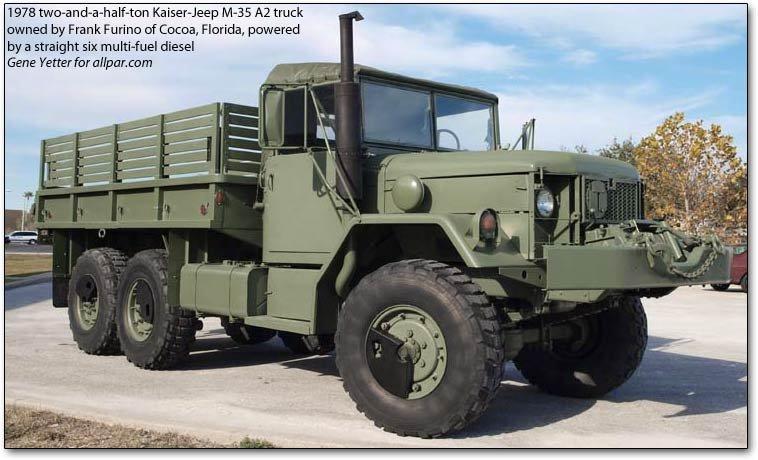 Kaiser-Jeep M35A2