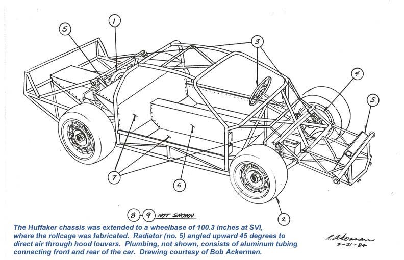 Dodge Ppg M4s Pace Car Designer Bob Ackerman Talks About His Baby