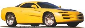 Dodge M4S pace car