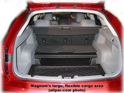 Exceptional Dodge Magnum Cargo Area Amazing Ideas