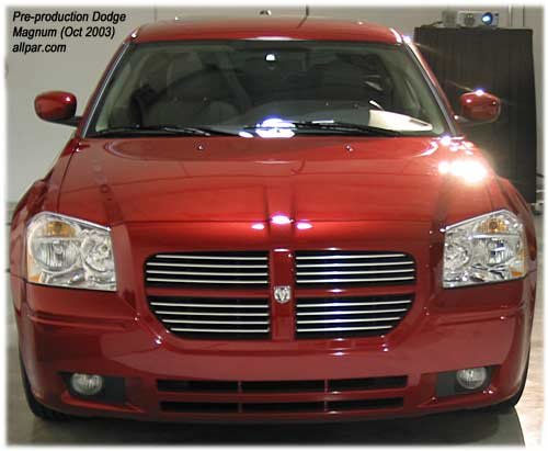 20052009 Dodge Magnum production car