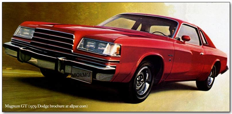 Dodge Magnum The Briefly Made Sporty Style Car Of The 1970s